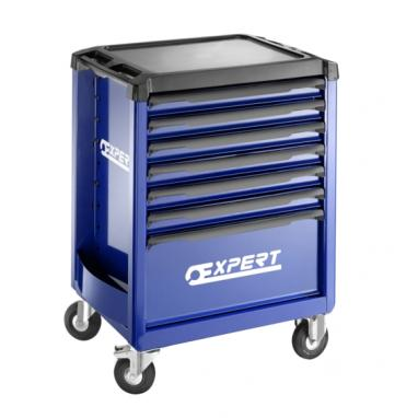 E010194 - Trolley with 7 drawers - 3 modules per drawer