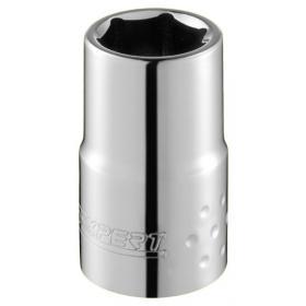"E117293 - 1/4"" Hex socket, metric 4 mm"