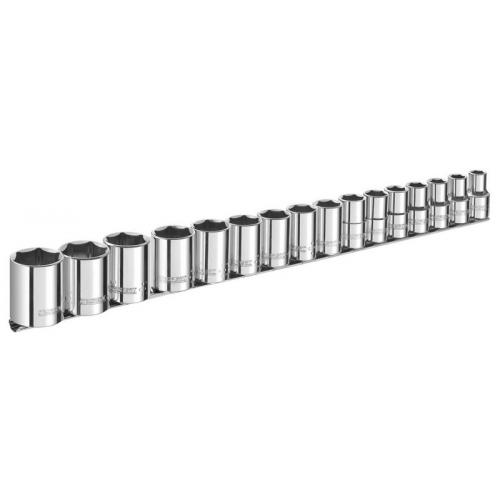 "E032902 - 1/2"" Socket set 8 - 32 mm"