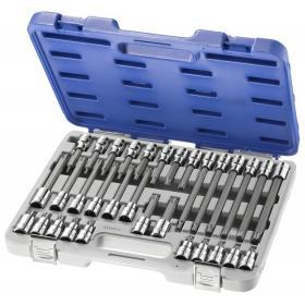 """E200514 - 1/2"""" TORX® Socket set, T20 - T70"""
